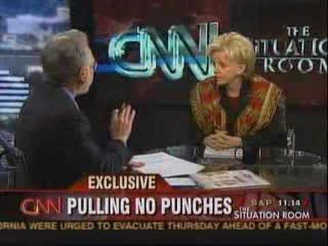 Lynne Cheney – Sandbagged by Wolf Blitzer