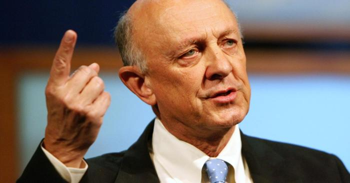 Clear thinking from James Woolsey