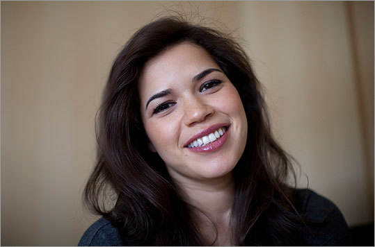 America Ferrera – Ugly Betty becomes ugly