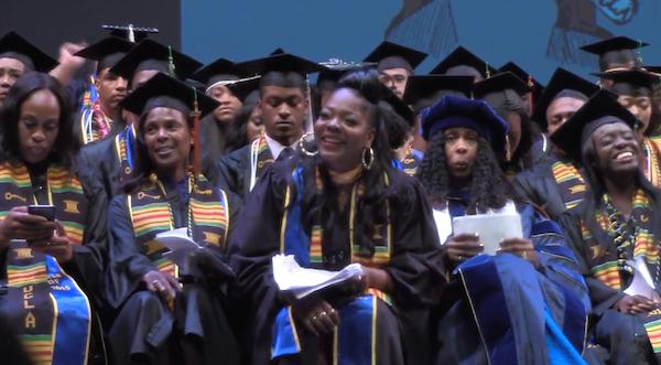 Ethnic Graduations areAnti-American