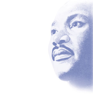 MARTIN LUTHER KING JR. DAY –2008