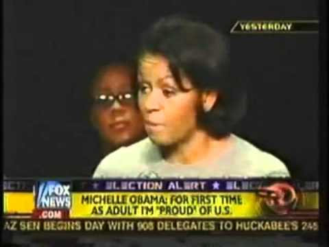 Really, Michelle? This is the first time?