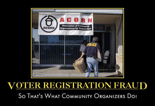 Obama and Voter Fraud