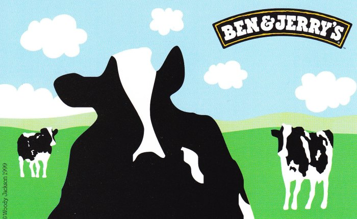 PETA Urges Ben & Jerry's to Use Human Milk