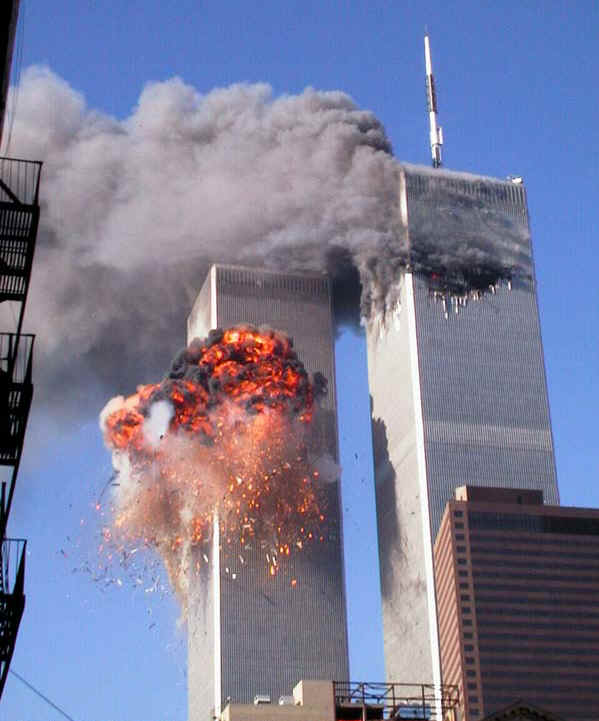 NEVER FORGET – NEVER AGAIN –9/11