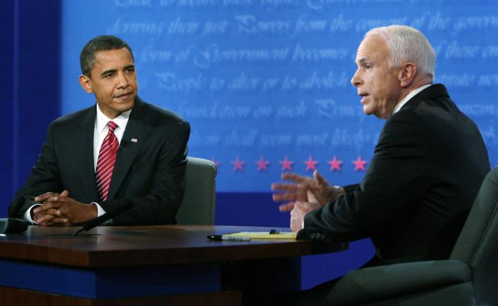 Obama, McCain and Israel's National Security