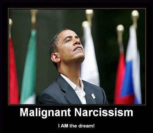Understanding Obama – Is He a Pathological Narcissist?