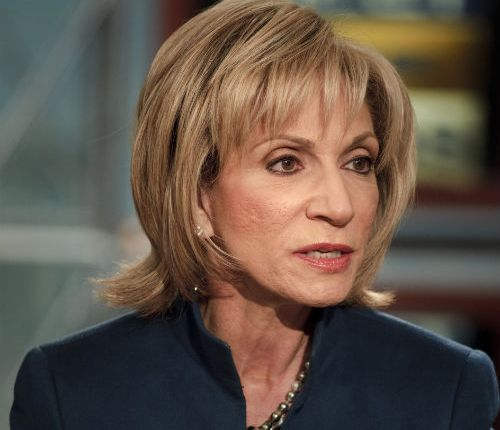 Andrea Mitchell of NBC: Dumb, Naive or in Denial?