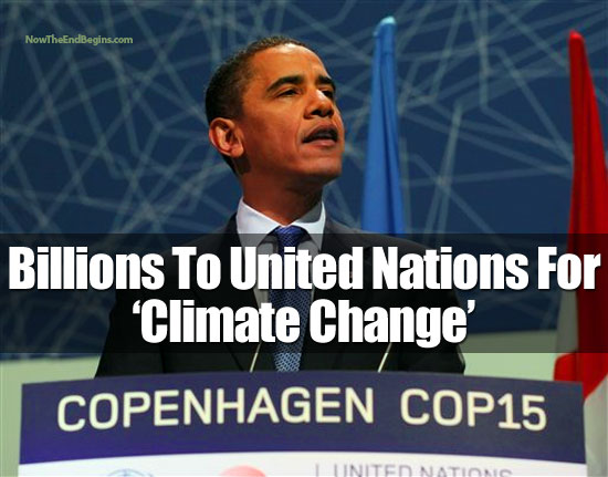 Obama To Take Hardline On US Climate Strategy