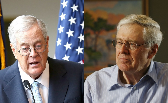 THE KOCH MACHINE