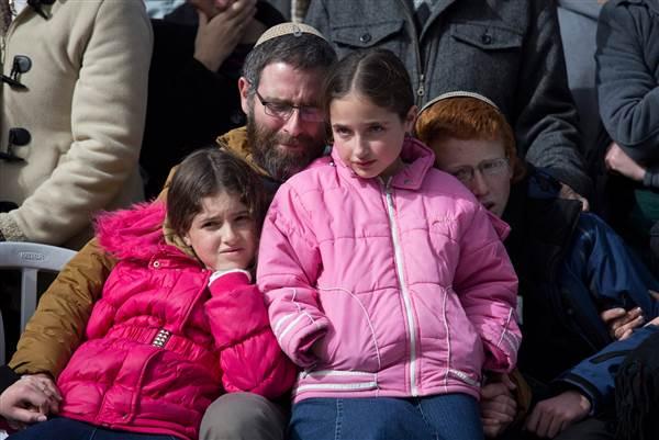 ISRAELI AUTHORITIES ARREST MURDERER OF MOTHER OFSIX