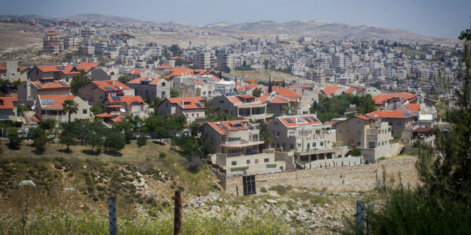 CAROLINE GLICK MAKES THE MORAL ARGUMENT FOR JEWS LIVING IN JUDEA AND SAMARIA
