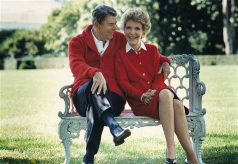 NANCY REAGAN DIES AT 94