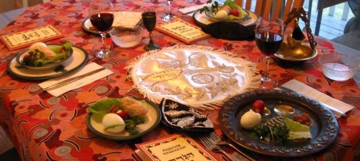WHAT IS A PASSOVER SEDER?