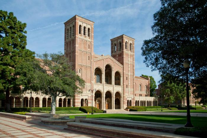"UCLA STUDENTS WHO SUPPORT ISRAEL LABELED ""ISLAMOPHOBES"""
