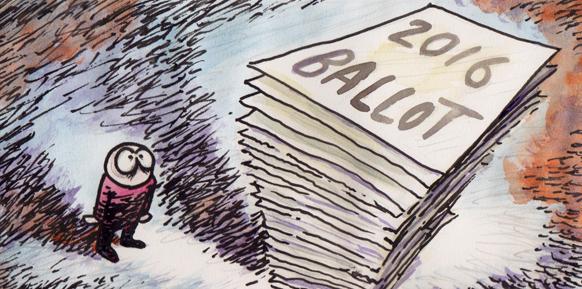 CALIFORNIA BALLOT PROPOSITIONS – NOVEMBER2016