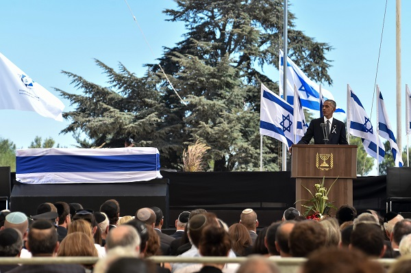 THE FUNERAL OF THE OSLOACCORDS