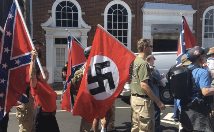 THE CHARLOTTESVILLE LIE