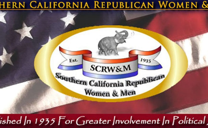 Special Message from Gary Aminoff to the Southern California Republican Women and Men: